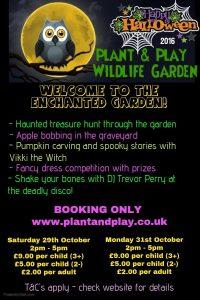 Halloween 2016 flyer