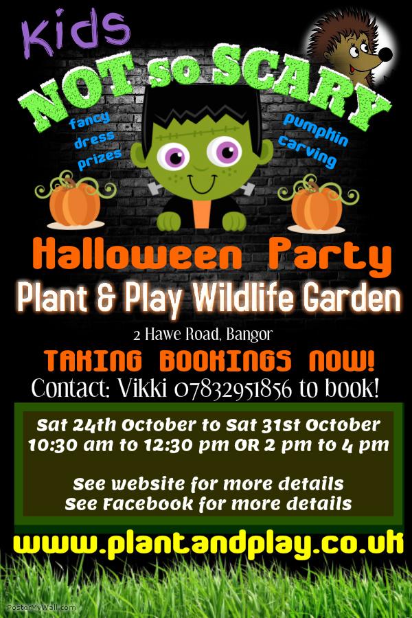 New Halloween Poster